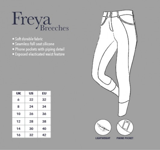 LeMieux Freya Breech image #