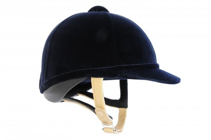 Navy Wellington Helmet