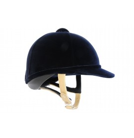 Navy Wellington Helmet
