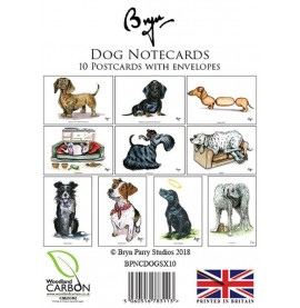 Fun Dog Notecard