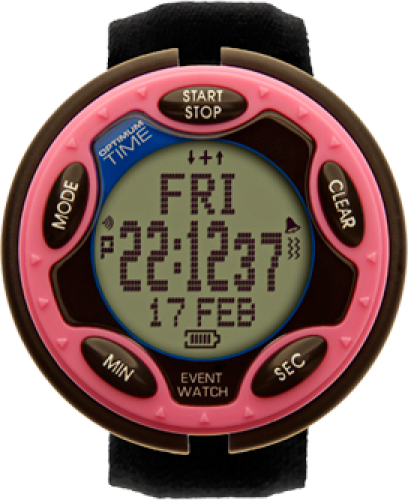 Optimum Time Series 14R - Pink