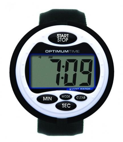 White Series 3 Optimum Time Watch