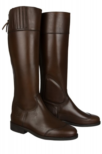 Old Mill Jockedy Ex Boots in Brown