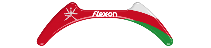 Flex-On Magnetic Clips - Flags image #