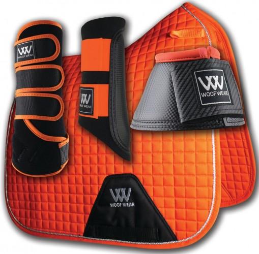 Orange Boot Set