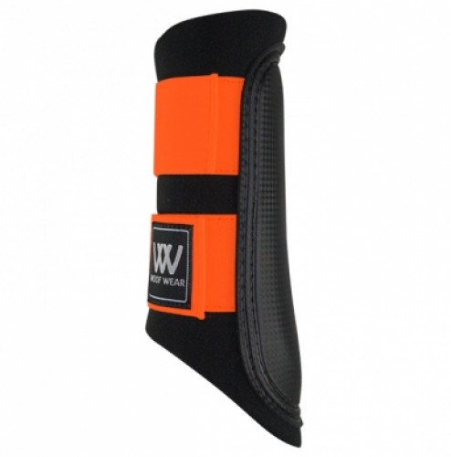 Orange WoofWear Club Brushing Boot Colour Fusion