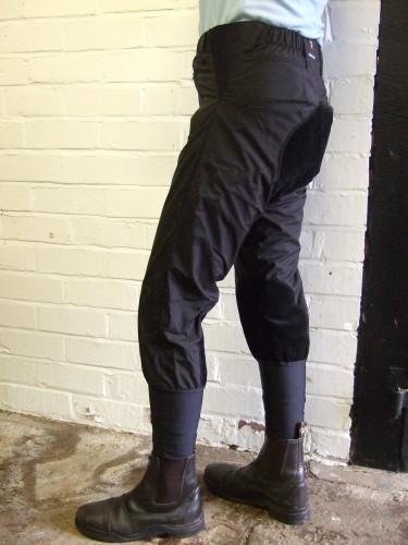 Ornella Exercise Breeches in black.