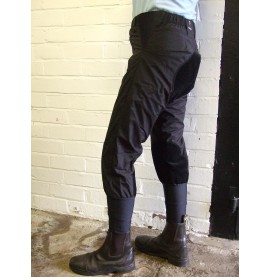 Ornella Exercise Breeches in black.