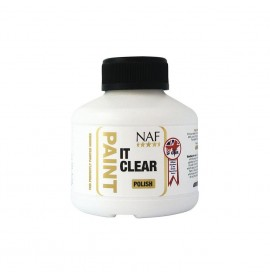 NAF Paint it Clear Polish