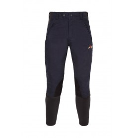 Paul Carberry Breeches in black/ black
