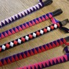 Browbands in velvet