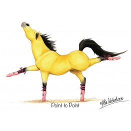 Horse Greeting Cards - Alex Underdown