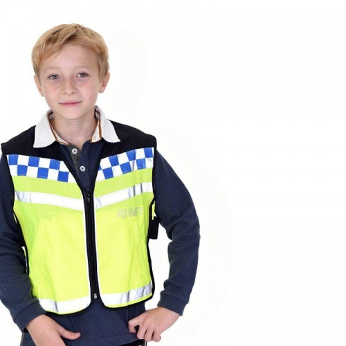 Polite Waistcoat Child by Equisafety image #