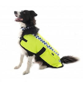 POLITE Waterproof Quilted Dog Coat by Equisafety