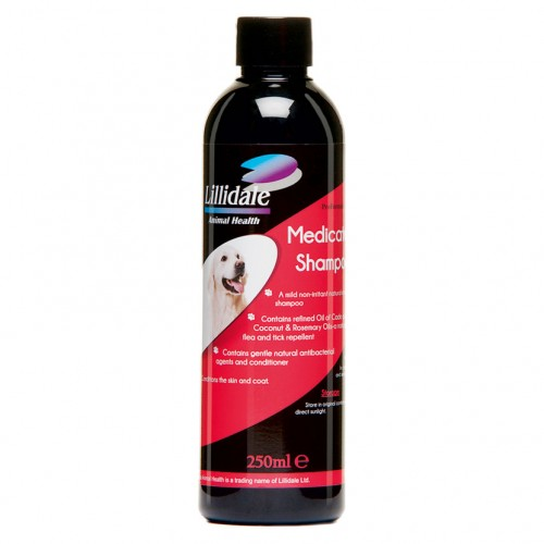 Lillidale Medicated Shampoo 4 Dogs image #