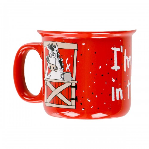 Lazyone Mug: I'm unstable in the Morning!