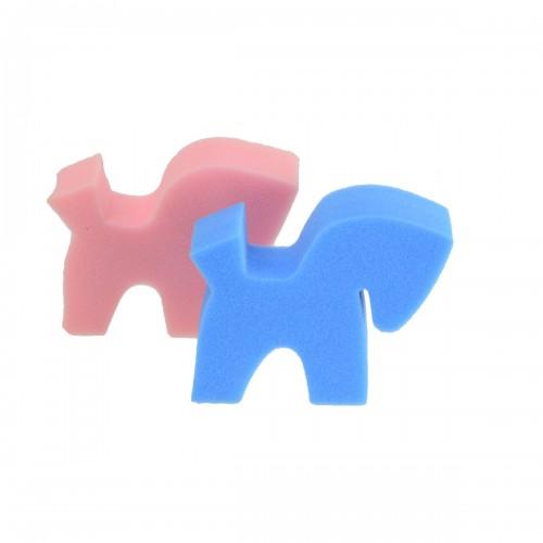 Cameo Pink & Regatta Blue