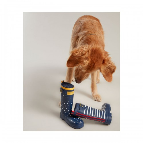Joules Rubber Welly Dog Toy image #