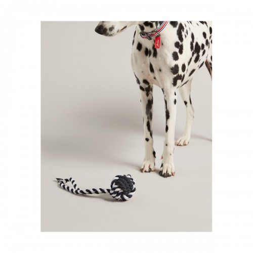 Joules Rubber and Rope Dog Toy image #