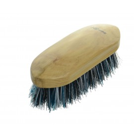 Natural Wooden Dandy Brush Medium