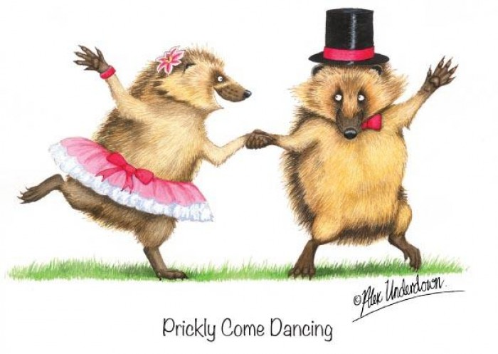 Prickly Come Dancing