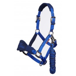 Vogue Headcollar & Rope