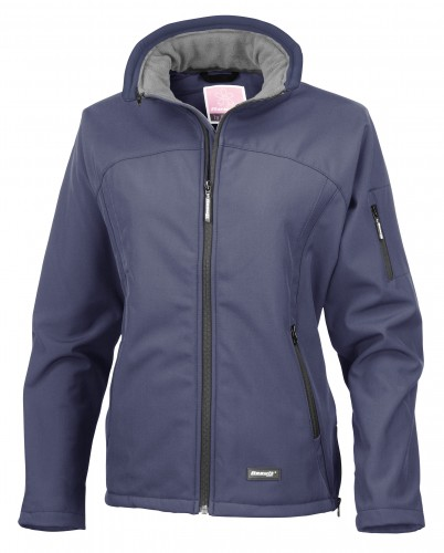 Ladies Softshell Jacket image #