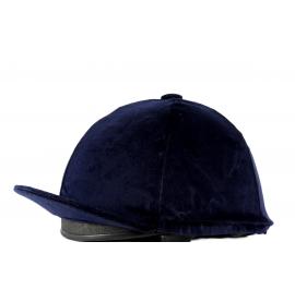 Velvet Riding Hat Cover