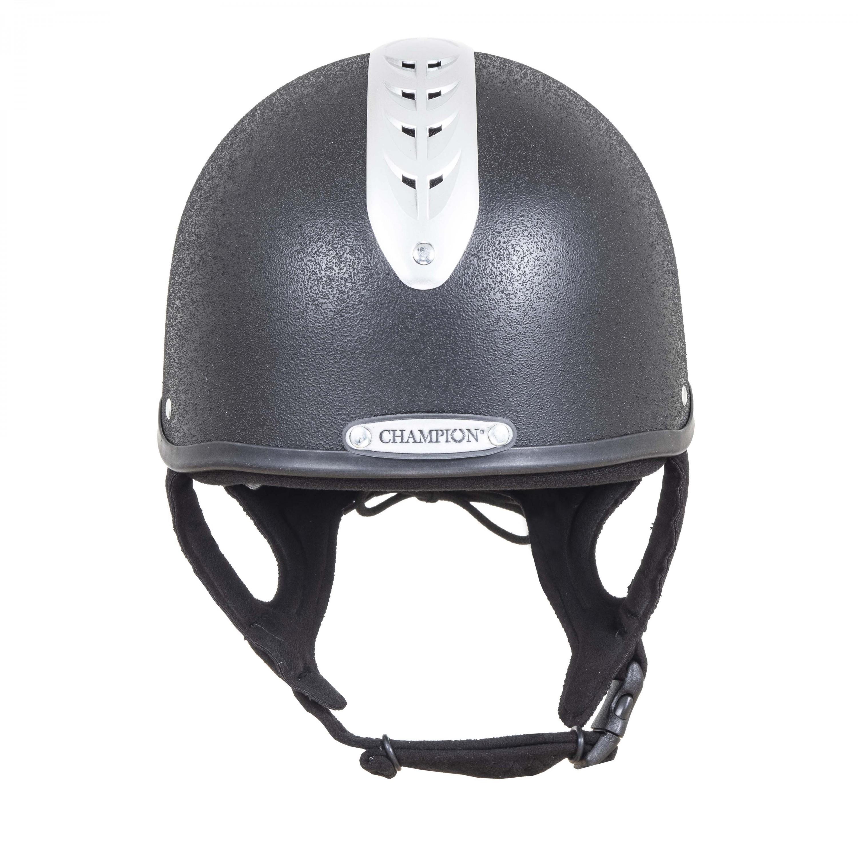 Champion Junior X-Air Helmet Plus Black
