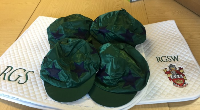 RGS Worcester Hat Cover image #
