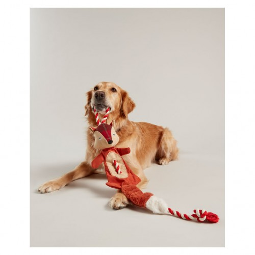Joules Rope Heritage Tweed Fox image #