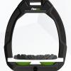Flex-on Safe-on Black Green elastomers.