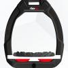 Flex-on Safe-on Black Red elastomers.