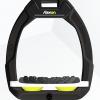 Flex-on Safe-on Black Yellow elastomers.