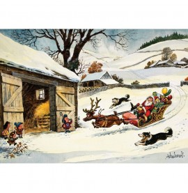 Thelwell Christmas Greeting Cards