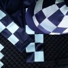 Dark blue / Light Blue checks