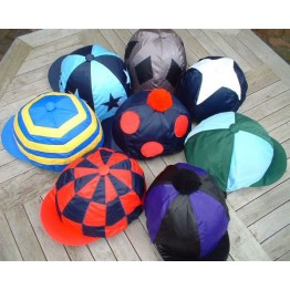 Silk Riding Hat Covers