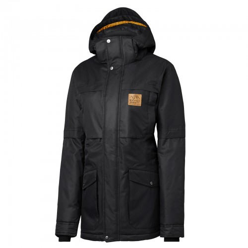 Snowy Parka by Mountain Horse
