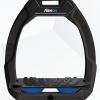 Flex-on Safe-on Black Royal Blue elastomers.