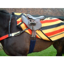 Paul Jones Traditonal Race Exercise Saddle