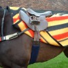 The Paul Jones Traditional Race Exercise Saddle