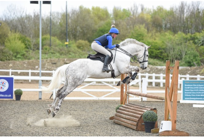 Treehouse Sporting Colours Eventers Challenge at Summerhouse Equestrian, Glos.