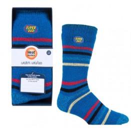 Super Dad Gift Socks