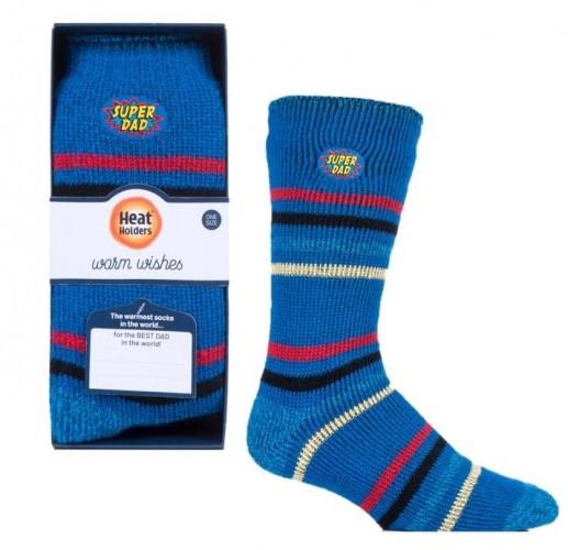 Super Dad Gift Socks image #