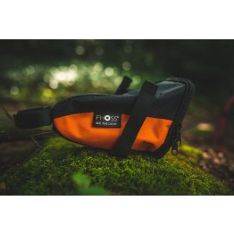FHOSS Illuminated Bicycle Tail Bag