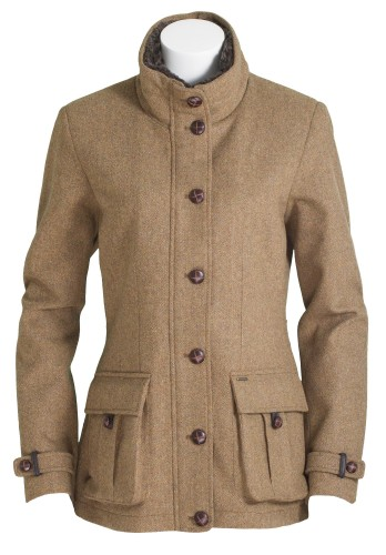Toggi Taymouth Ladies Tweed Coat image #