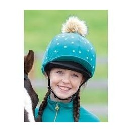 Meadowlands Lycra & Faux Pom Lycra Hat Covers