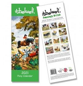 Thelwell's Pony Calendar 2021