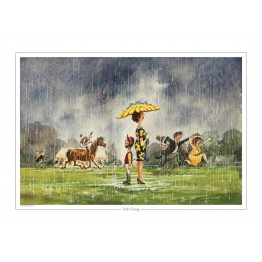 Thelwell Cards- Racing