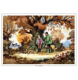 Thelwell Cards- Shooting